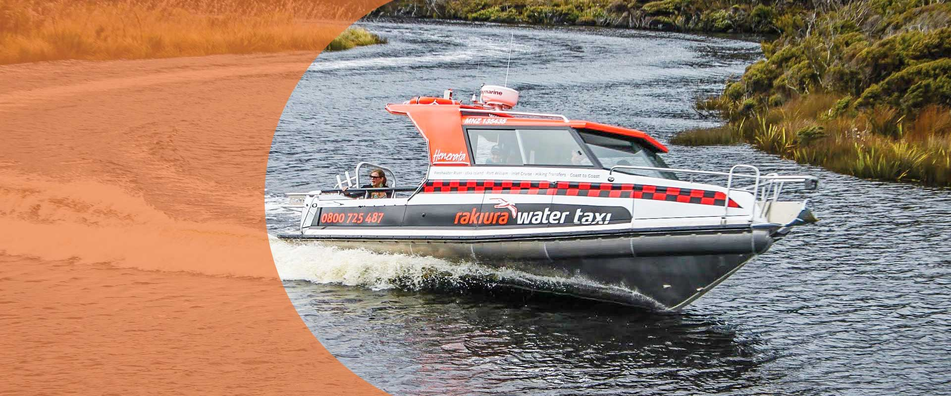 Rakiura Charters & Water Taxis - Discover New Zealand's Stewart Island... your way! - Rakiura Charters & Water Taxi, Stewart Island, New Zealand